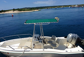 Scout Boat for Rental Martha's Vineyard
